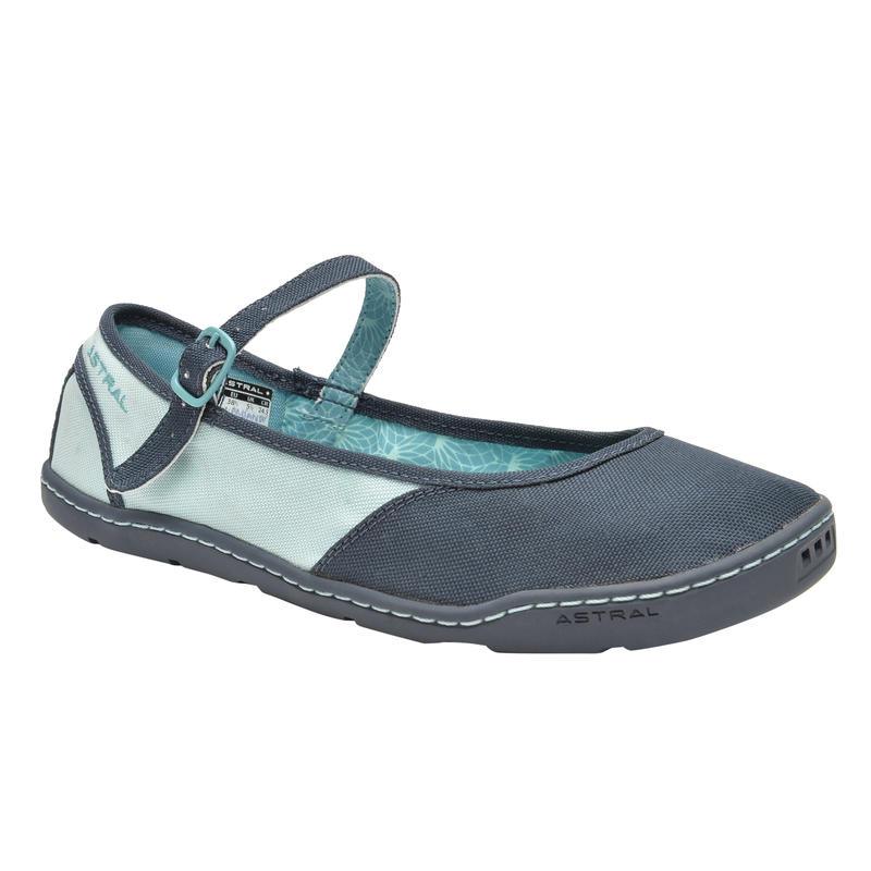 Chaussures Mary Jay Turquoise/Marine