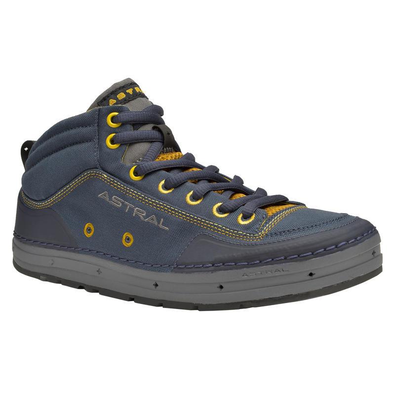Chaussures Rassler Marine/Brun