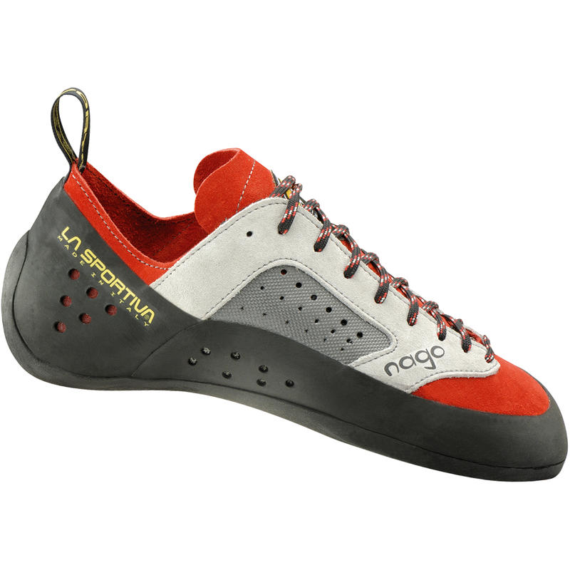 Nago Rock Shoes Red