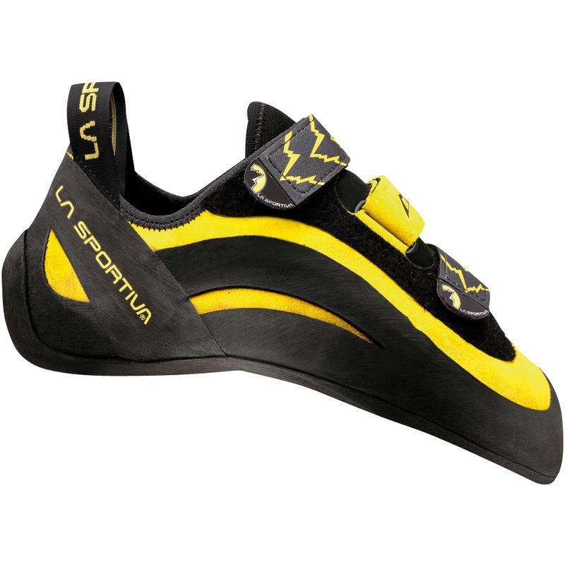 Miura VS Rock Shoes Yellow/Black