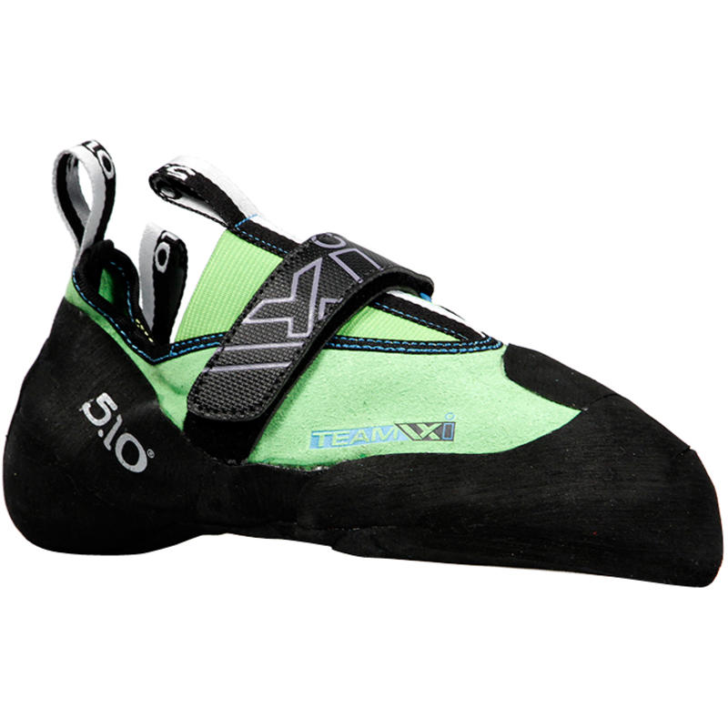Team VXi Rock Shoes Neon/Charcoal