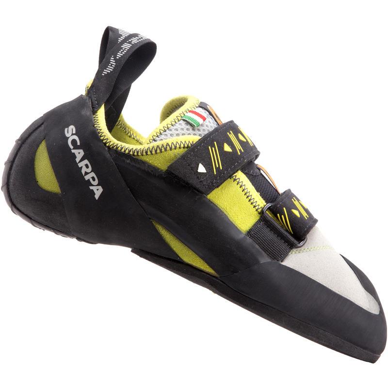 Vapor V Rock Shoes Lime