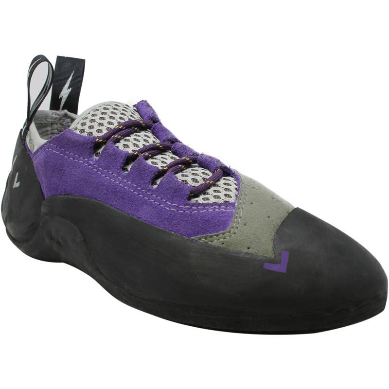 Chaussons Nikita Lace Up Violet/Gris
