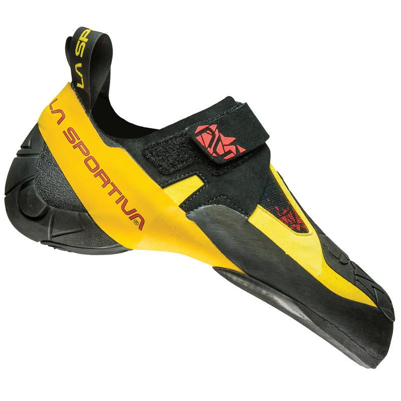 Skwama Rock Shoes Black/Yellow
