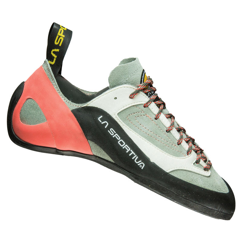 Finale Rock Shoes Grey/Coral
