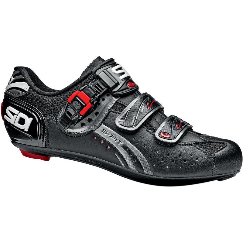 Genius 5 Mega Cycling Shoes Black/Black