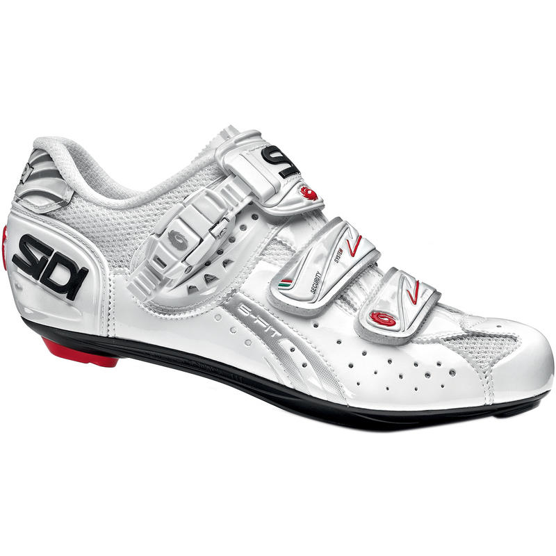 Genius 5 Cycling Shoes White/White