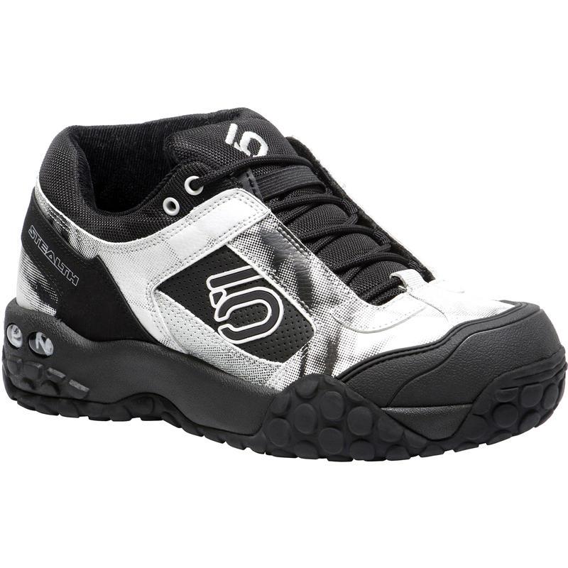 Chaussures de vélo de montagne Karver Gris cendre