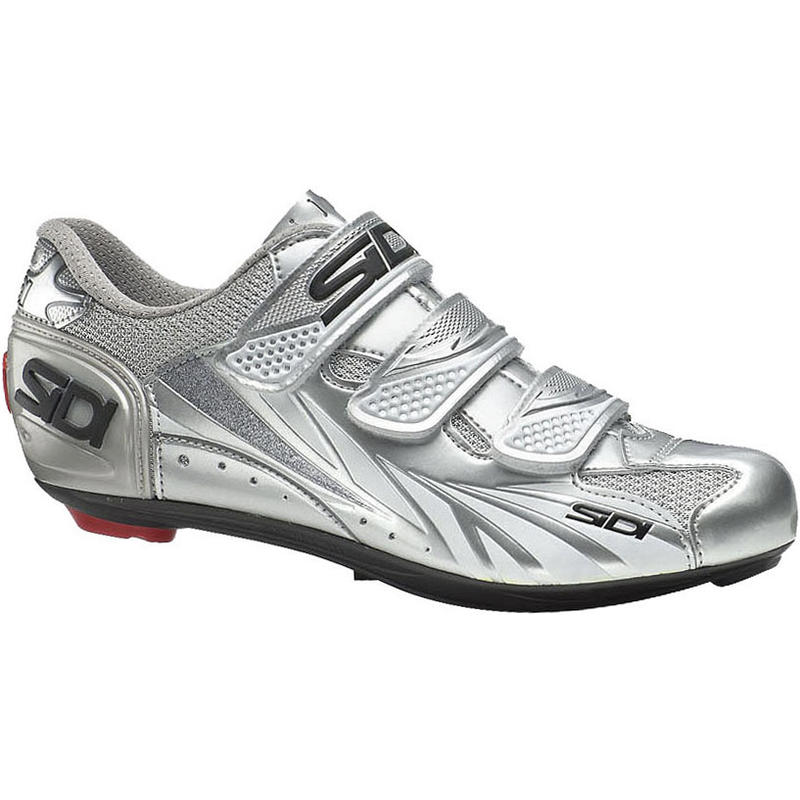 Moon Cycling Shoes Steel/Silver