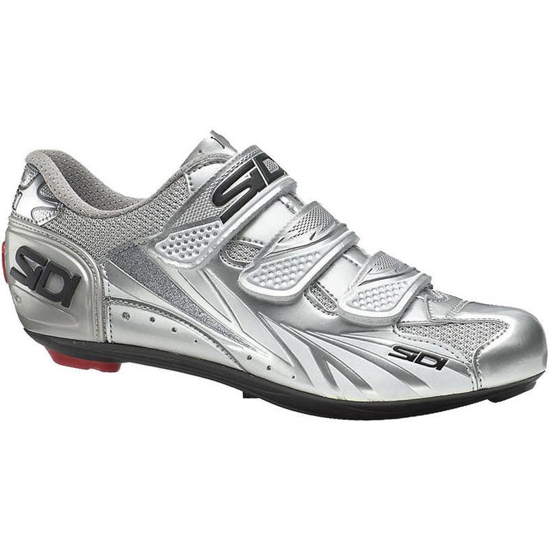 Chaussures de vélo de route Moon Acier/Argent
