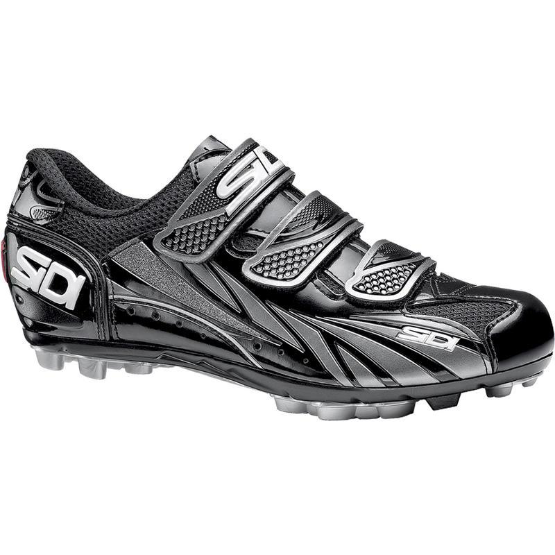 Sun Cycling Shoes Black/Silver