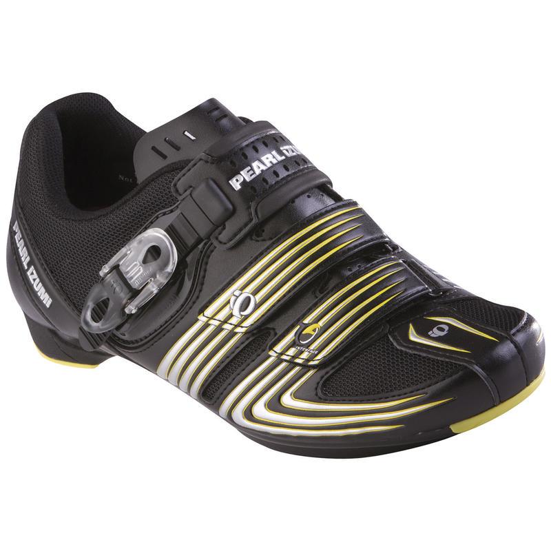 Chaussures de vélo de route Race RD II Black/Silver