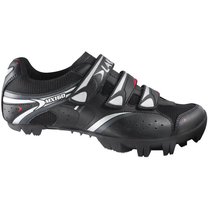 Chaussures de vélo de montagne MX160 Noir