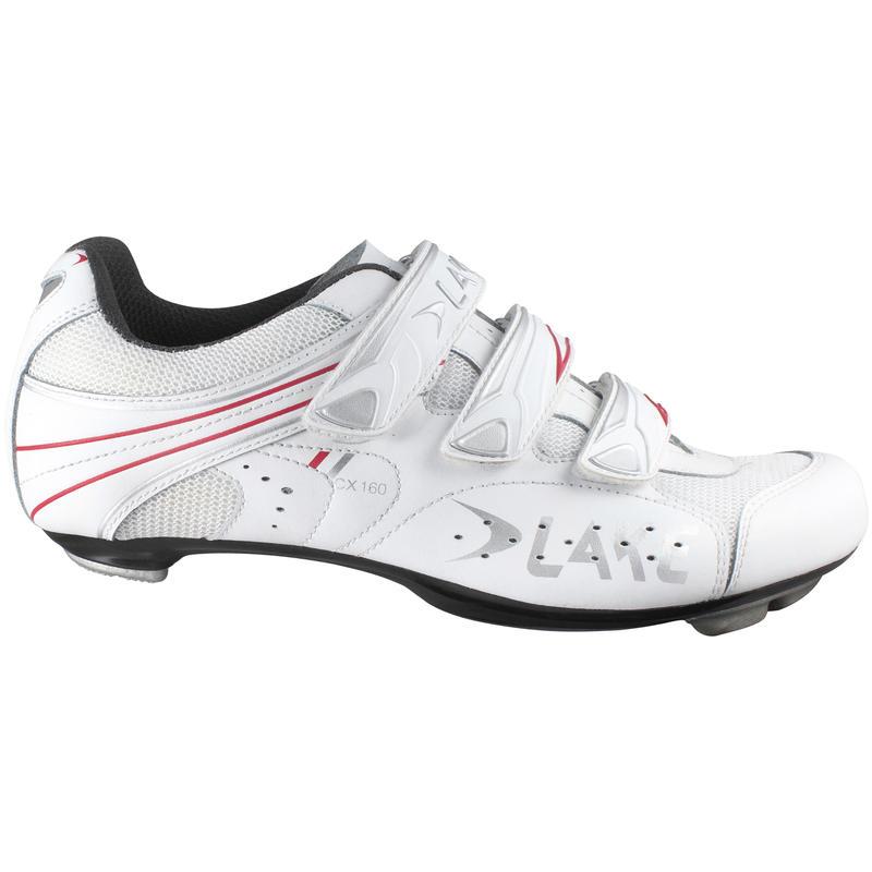 Chaussures de vélo de route CX160W Blanc