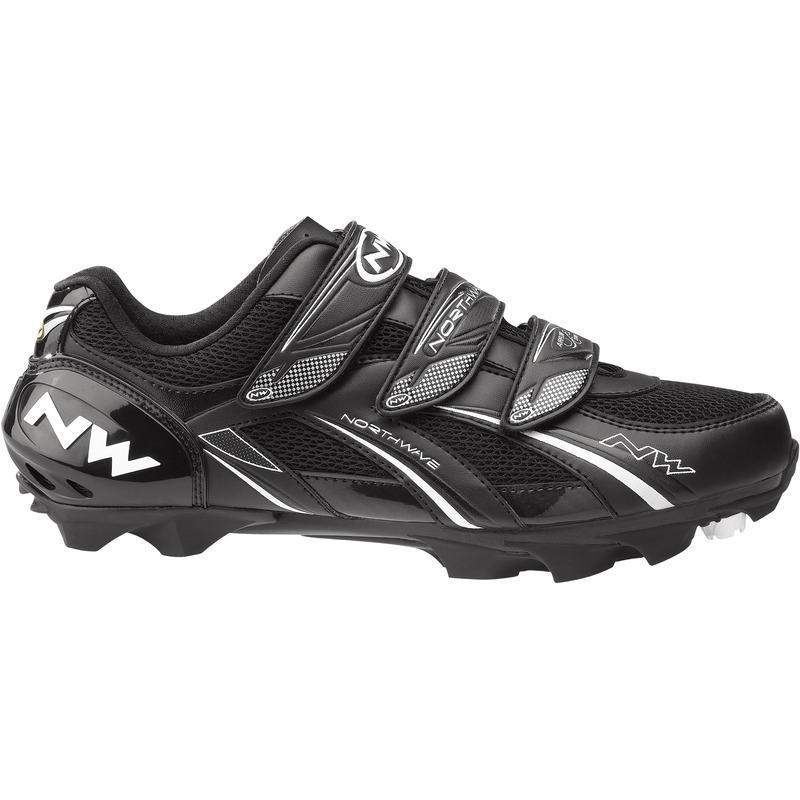 Chaussures de vélo de montagne Sparta Noir