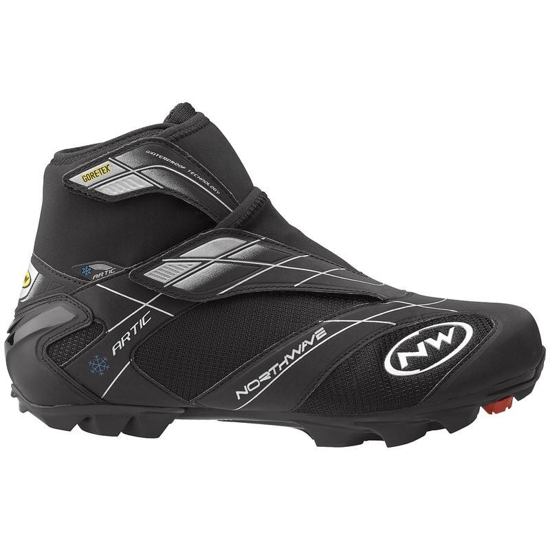 Chaussures de vélo Celsius Arctic Noir/Bleu