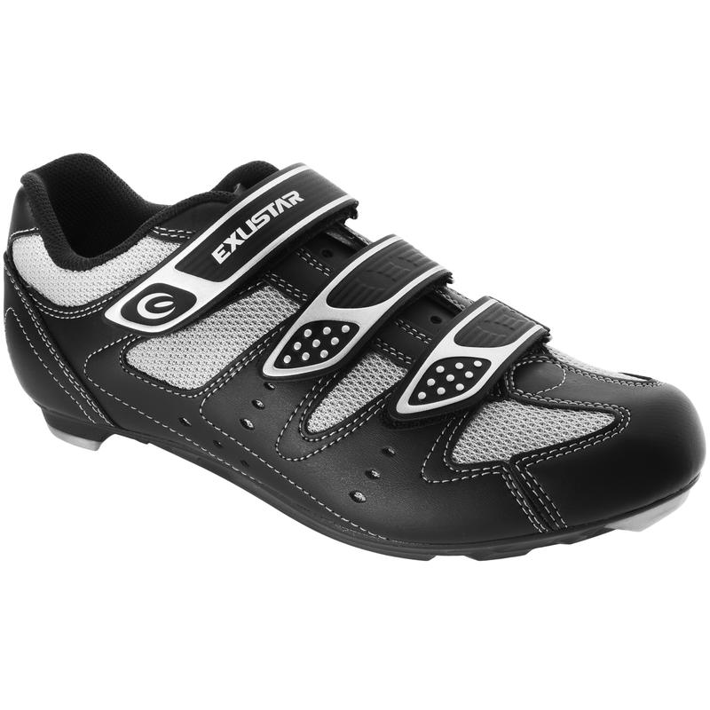 Chaussures de vélo de route E-SR442 Noir/Gris