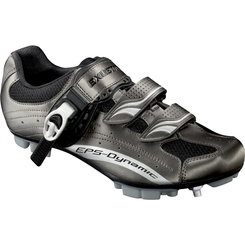 Chaussures de vélo de montagne E-SM306 Gris/Noir