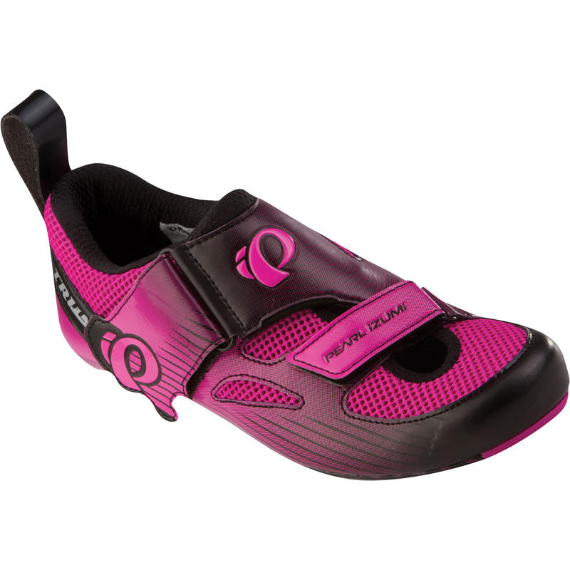 P.R.O Series W Tri Fly IV Carbon Hot Pink/Black