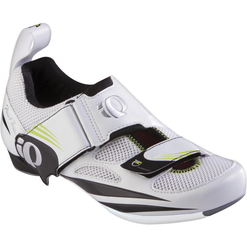 Chaussures de vélo Select Series W Tri Fly IV Blanc/Noir