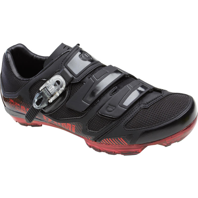 Chaussures de vélo X-Project 3.0 Noir/Rouge