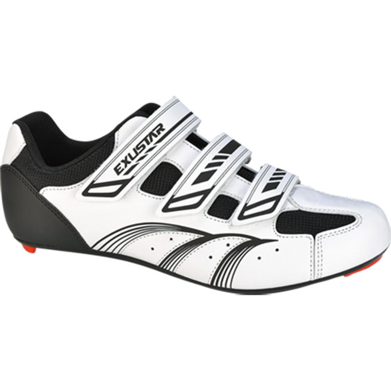 SR453 Road Cycling Shoes White/Black