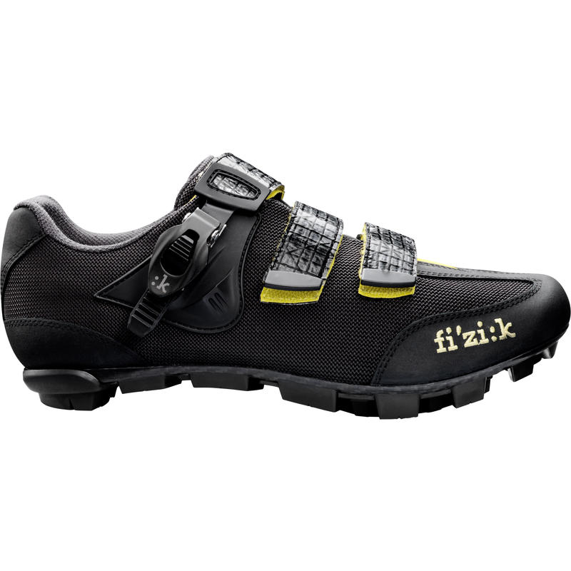 M3 Uomo Shoes Black/Yellow