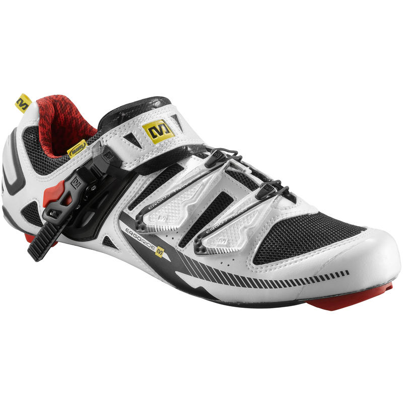 Pro Road Shoes White/Black