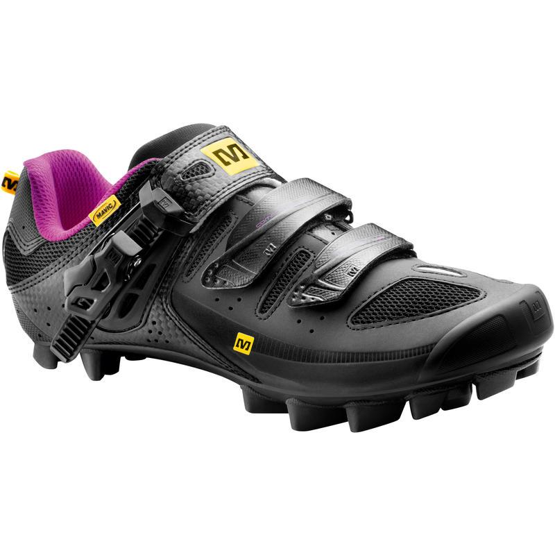 Chaussures de vélo de montagne Scorpio Noir/Chocking-X