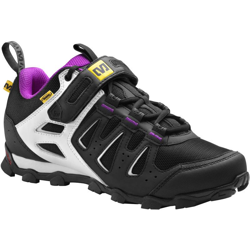 Zoya Shoes Black/Chocking-X