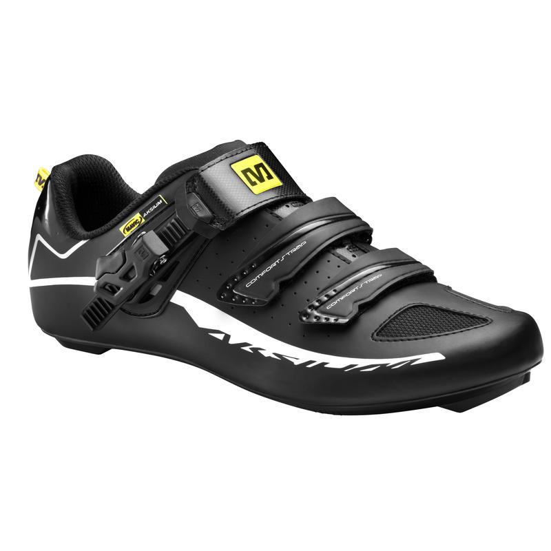 Chaussures de vélo Aksium Elite Noir