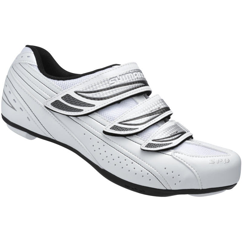 SH-WR35 Cycling Shoes White