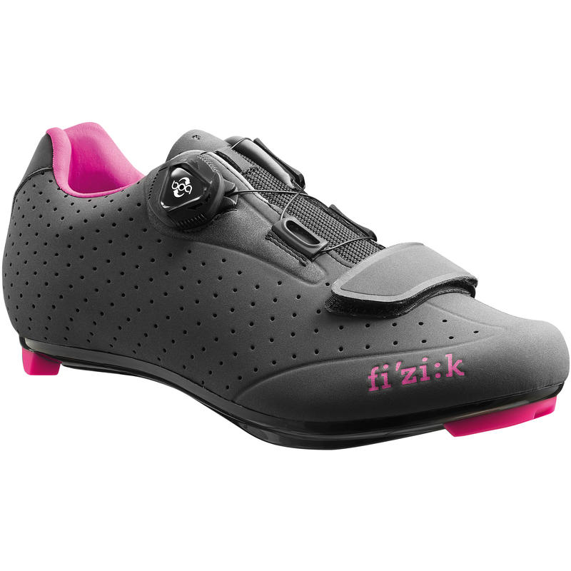 Chaussures de vélo R5B Donna Anthracite/Gris foncé