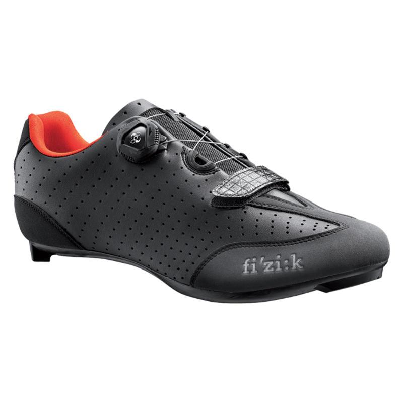 Chaussures de vélo R3B Uomo Noir/Rouge