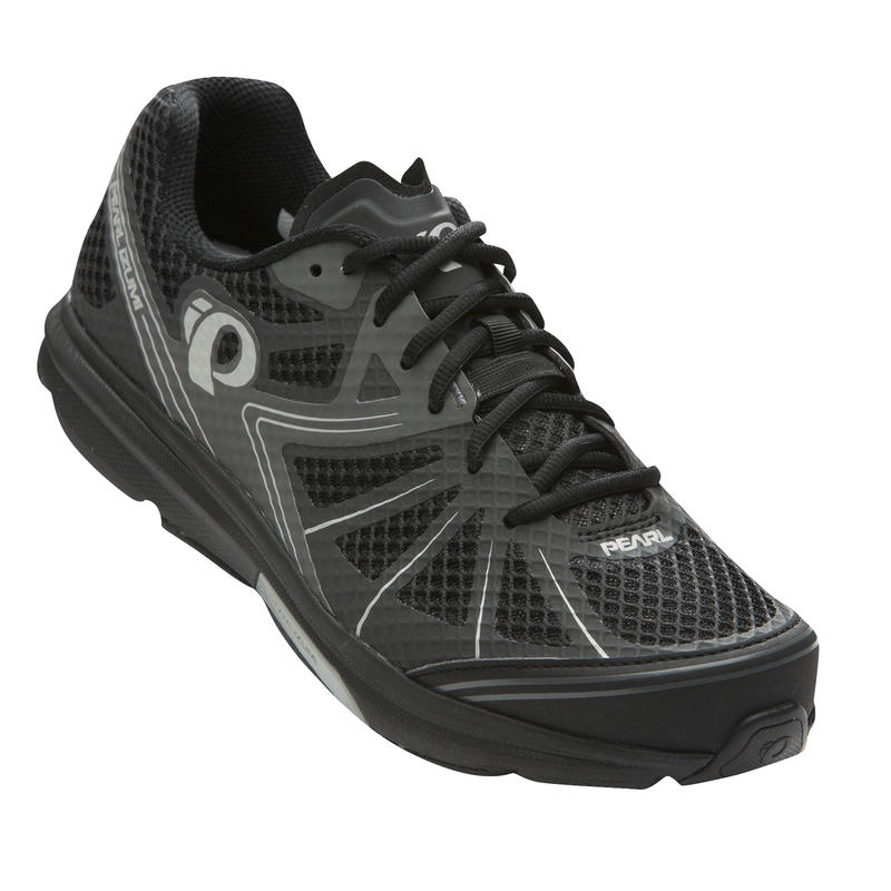 X-Road Fuel IV Cycling Shoes Black/Shadow Grey