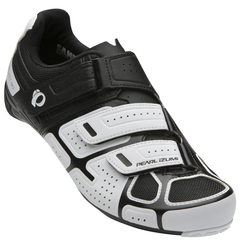 Select RD IV Cycling Shoes White/Black
