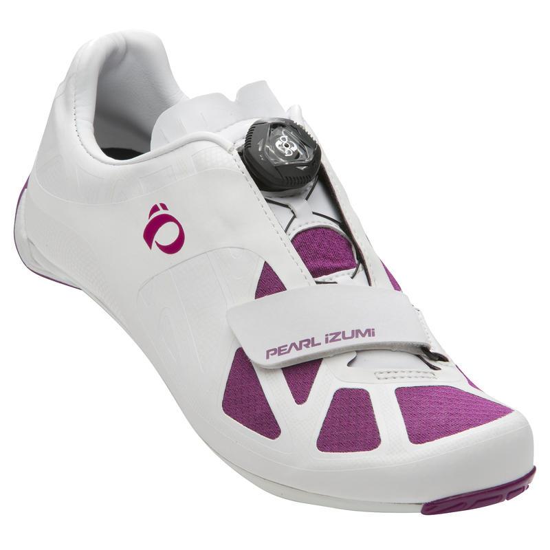 Chaussures de vélo de route Race Road IV Vin pourpre
