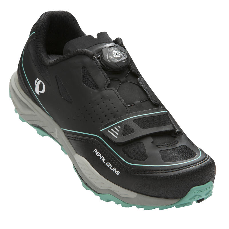 X-Alp Launch II Cycling Shoes Black/Shadow Grey