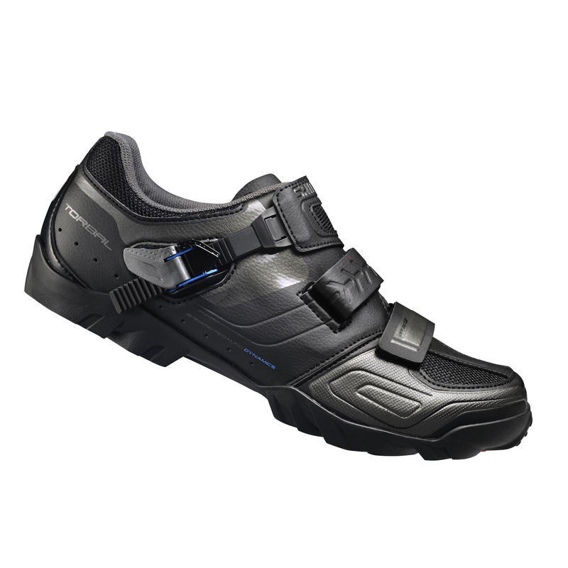 SH-M089 Cycling Shoes Black