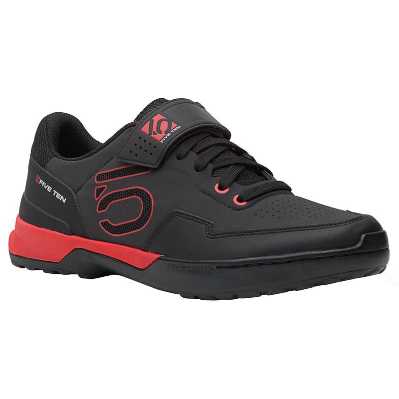 Chaussures Kestrel Lace Rouge/Noir