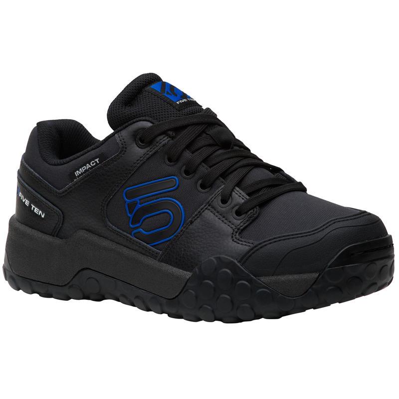 Chaussures basses de vélo Impact 2 Noir/Bleu