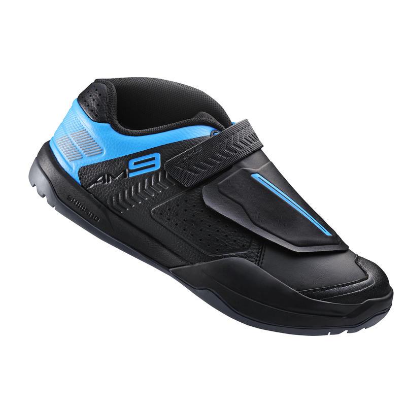 Chaussures de vélo SH-AM9 Noir
