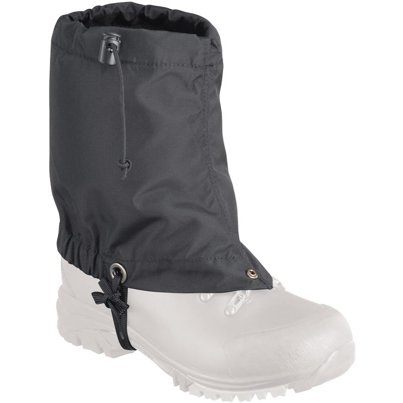 Short Gaiters Black