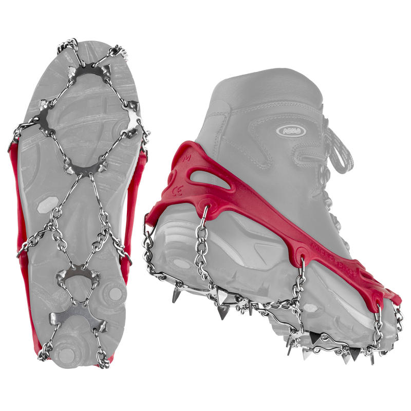MICROspikes Traction Device Red