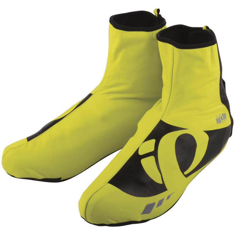 Couvre-chaussures P.R.O. Barrier WxB Jaune criard
