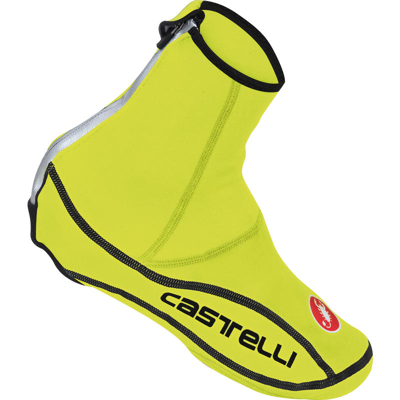 Ultra Shoe Covers Yellow Fluo