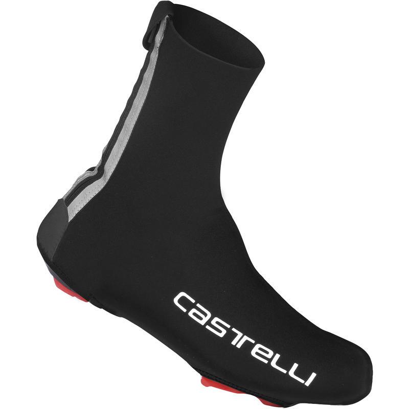 Couvre-chaussures de vélo Diluvio 16 Noir Castelli