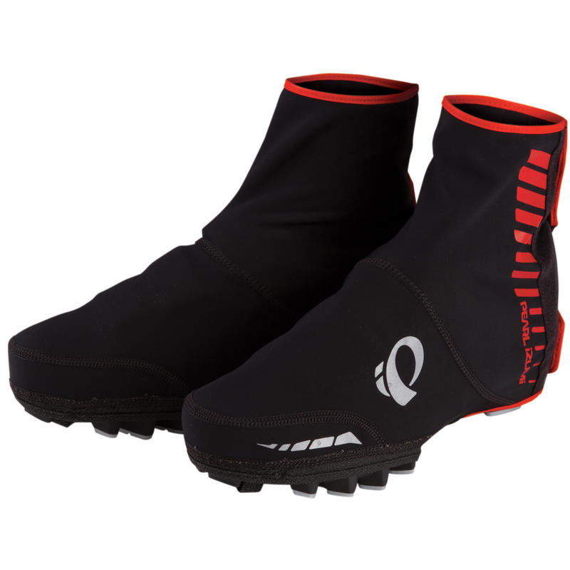 Couvre-chaussures Elite Softshell MTB Noir