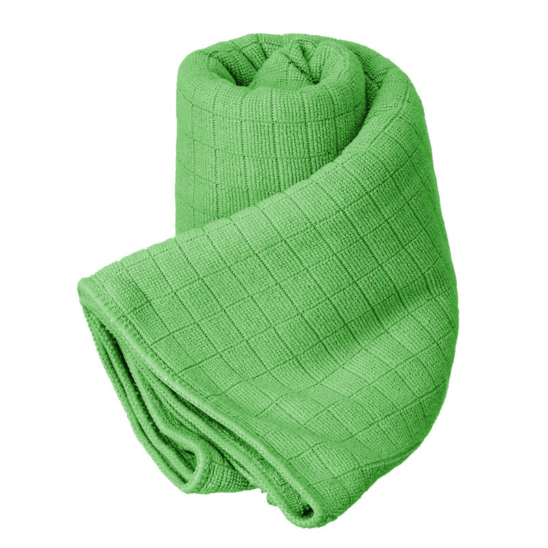 Serviette Active Travel Vert