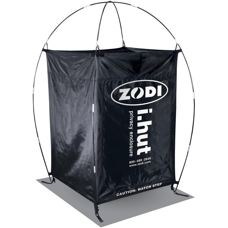 Cabine de douche portative i.hut